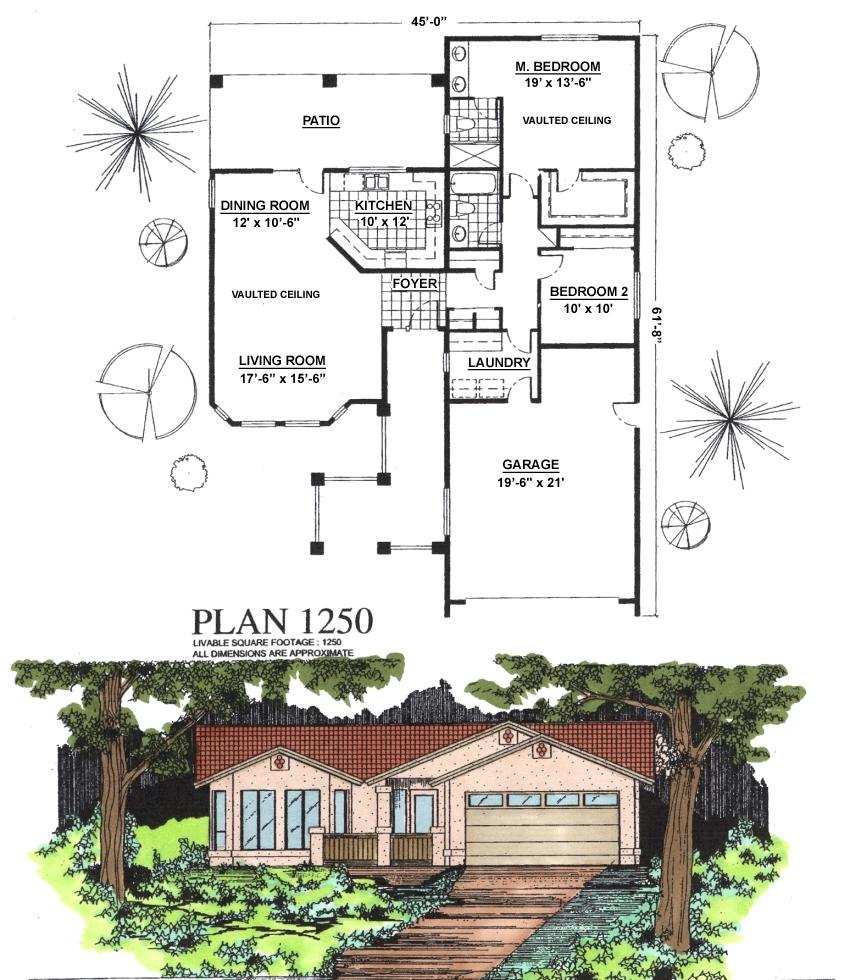 Plan 1250