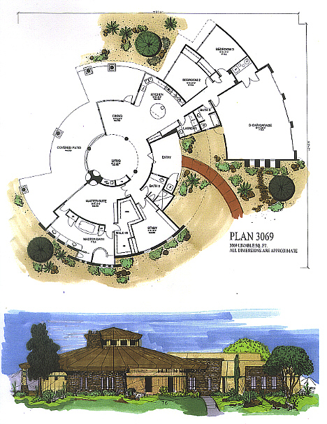 House plans and home designs free blog archive custom for Custom home plans arizona